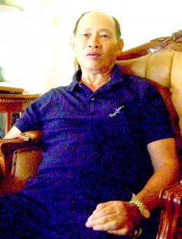 Harry Tjong, dokpri