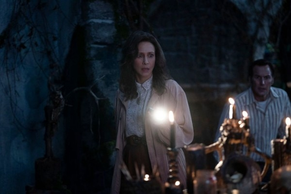 The Conjuring: The Devil Made Me Do It (Dok. New Line Cinema)