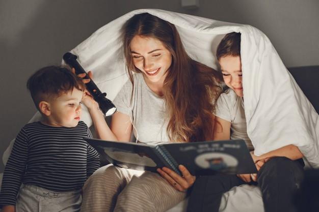 Storytelling dan Anak Usia Dini. | pexels