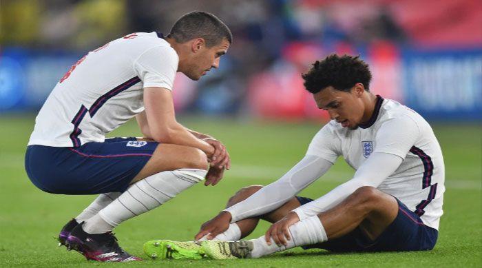 Skuat Inggris dirongrong masalah cedera (foto The Guardian)