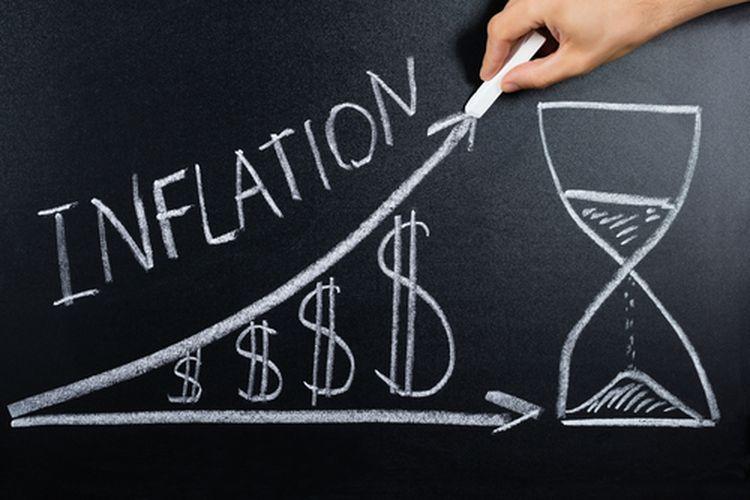 Inflasi bisa jadi baik dan buruk, bagaimana cara mengkalkulasikannya? (shutterstock.com via kompas.com)