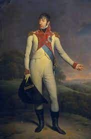 Foto Lodewijk Napoleon, adik Kaisar Napoleon, pernah menjadi raja di Belanda. | sumber: Geheugen van Nederland via wikipedia