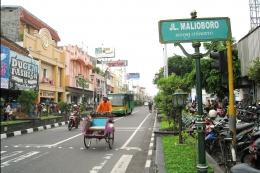 Jalan Malioboro (sumber gambar: voi.id)