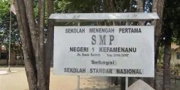 Sekolah Standar Nasional (SSN). Foto: Kemdikbud via kompas.com