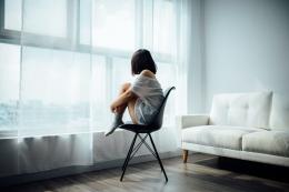 Ilustrasi burnout (Photo by Anthony Tran on Unsplash)