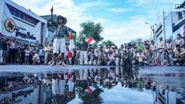 Komunitas reenactor seluruh Indonesia dalam acara Peringatan Serangan Oemoem 1 maret di Jogjakarta