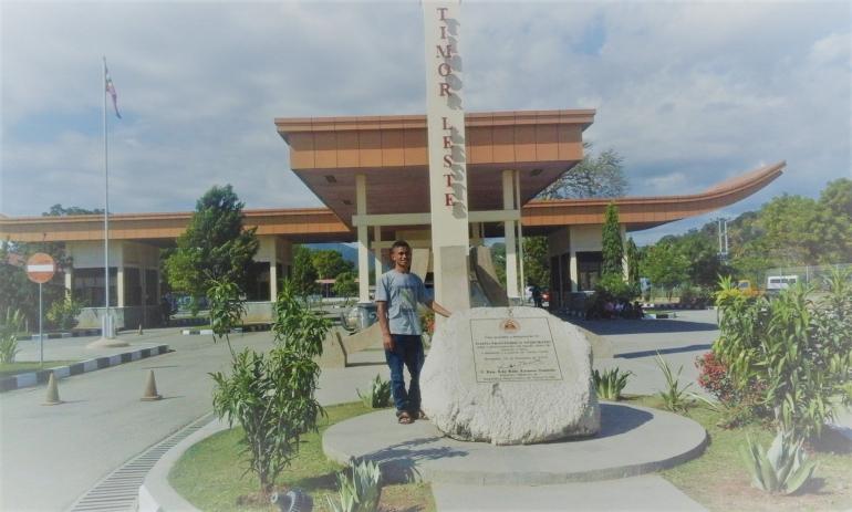 Bahasa dawan sebagai ikatan emosional rakyat Timor Barat dan Timor Leste. Dokpri