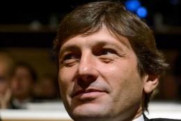 Eks pelatih Inter Milan, Leonardo Araujo.(AFP PHOTO / FABRICE COFFRINI via KOMPAS.com)