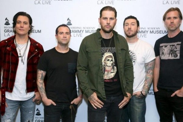 Para personil band Avenged Sevenfold/.idntimes.com