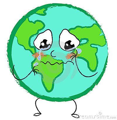 Bumi menangis (sumber gambar: cikimm.com)