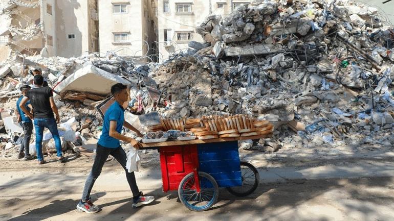 Gaza (sumber: bbc.com)