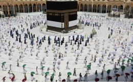 Audit dana haji diperlukan untuk membendung persepsi negatif sekaligus memperkuat kepercayaan masyarakat (foto: arabnews.com)