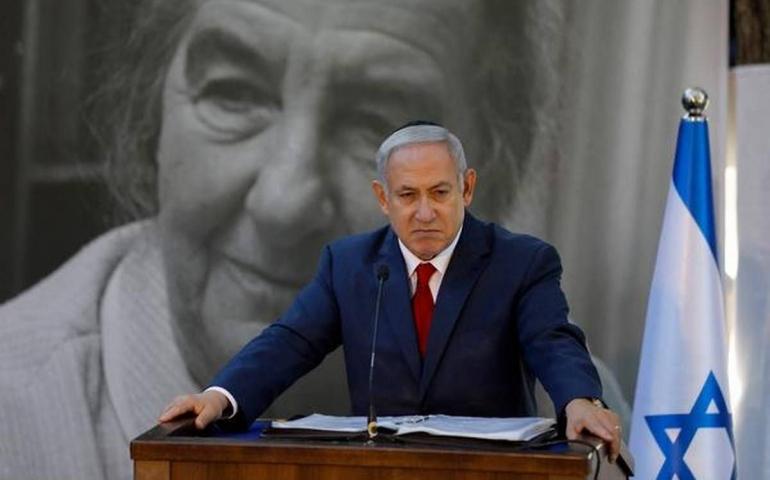 Benjamin Netanyahu, Yerusalem, Israel thehindu.com