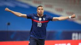 Kylian Mbappe (Foto Getty Images)