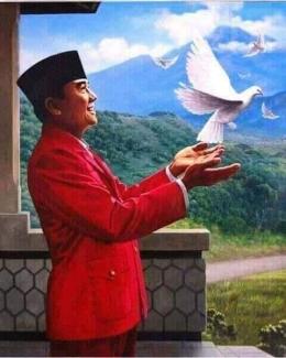 Melawan Lupa, Protret Sang Proklamator ( kiriman GPH Paundrakarna )