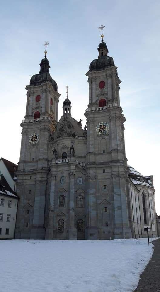 Kethedral St. Gallen (Foto Von Iin Assenheimer FB)
