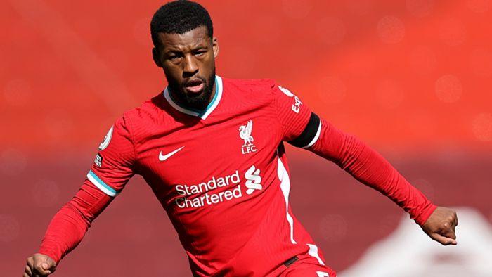 Wijnaldum yang berstatuskan bebas transfer dari Liverpool. Sumber foto: Getty Images via Goal.com