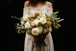 Trend gaun pengantin 2021 (Source: Pixabay/Stocksnap)