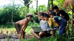 Masyarakat pedesaan sudah melek teknologi, mahir membaca, dan paham hukum (foto dari gobumdes.id)