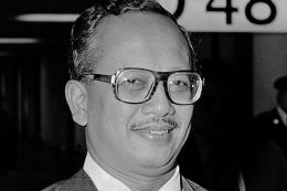 Mochtar Kusumaatmadja ikut andil dalam UNCLOS yang menjamin kedaulatan Indonesia sebagai negara kepulauan (Wikipedia via kompas.com)
