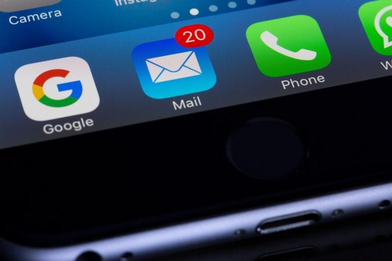 Cara Mengirim Lamaran Kerja Melalui Email (Pexels)
