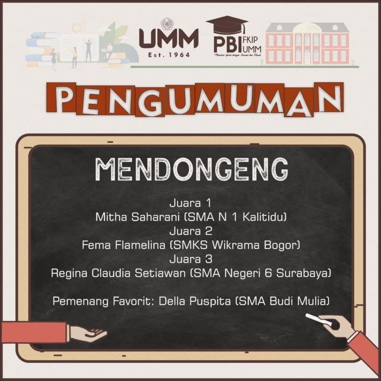 (Gambar: Dokumentasi Prodi Pendidikan Bahasa Indonesia FKIP UMM)