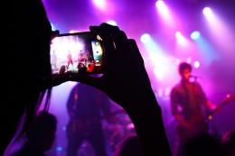 Ilustrasi konser musik (sumber gambar: pixabay.com)