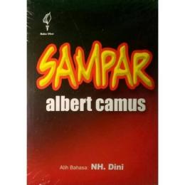 Novel Sampar karya Alber Camus Sumber: Shopee.co.id