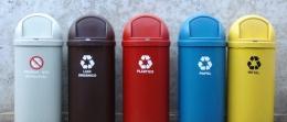 Ilustrasi pemilahan sampah (merdeka.com)