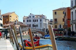 Venesia di siang hari (Dokumentasi pribadi)