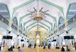 Mengetahui 7 Provinsi dengan Jumlah Masjid Terbanyak di Indonesia (unsplash/siti-rahmanah-mat-daud)