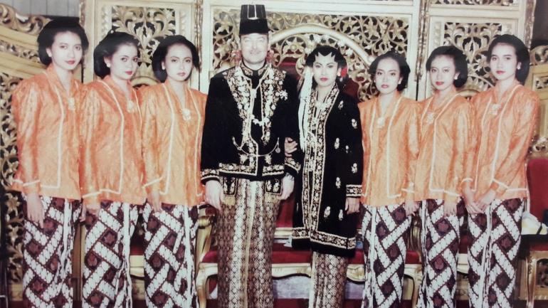 Penikahan kami dan adik-adik sepupu yang belum menikah / dokpri