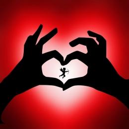 Ilustrasi Cupid. Sumber gambar dari pixabay.com