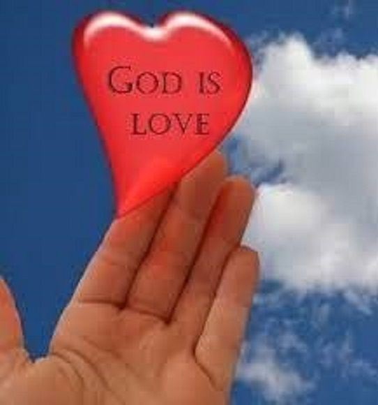 Mengolah Kesadaran Tuhan adalah Cinta ( pixabay.com )