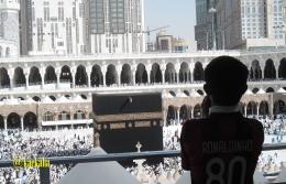 Suasana Masjidil Haram | @kaekaha