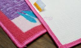 Ilustrasi karpet dengan anti slip. Sumber: Tokopedia.com