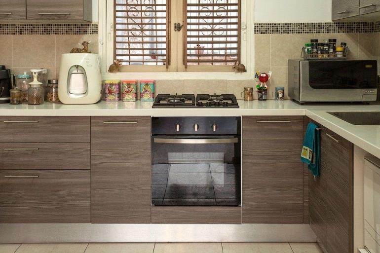 Ilustrasi dapur bersih dan rapi (Sumber gambar: Pixabay/greissdesign)