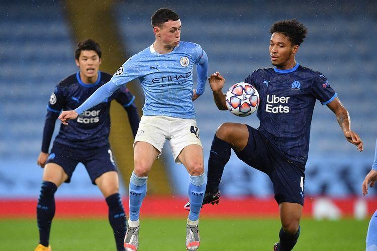 Phil Foden, Bintang Manchester City yang Semakin Memperkuat Lini Depan Timnas Inggris - Sumber: kompas.com