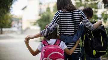 Sumber: Ilustrasi anak sekolah/ Istockphoto/Damircudic