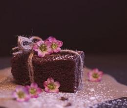 Ilustrasi cakey brownies (Sumber gambar: Pixabay/pixel2013)