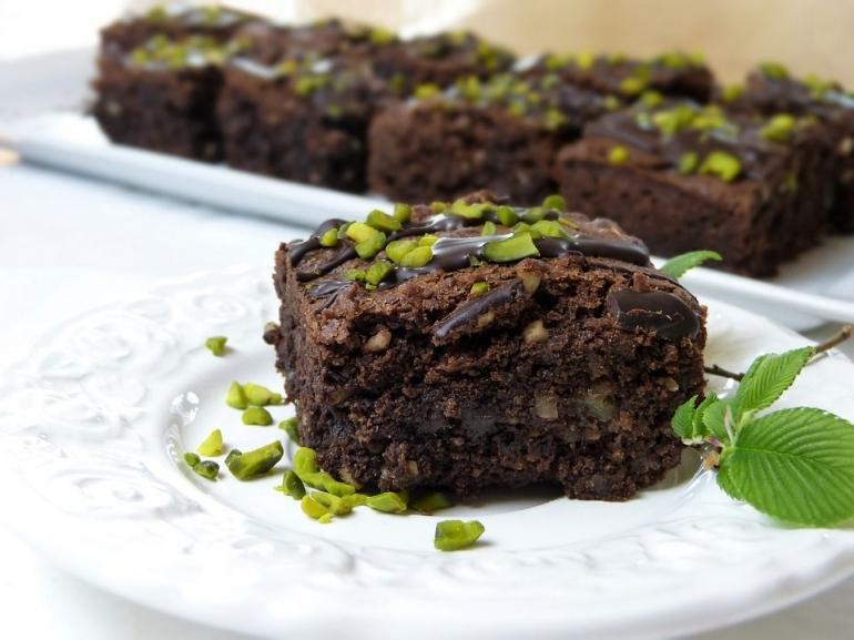 Ilustrasi brownies (Sumber gambar: Pixabay/silviarita)