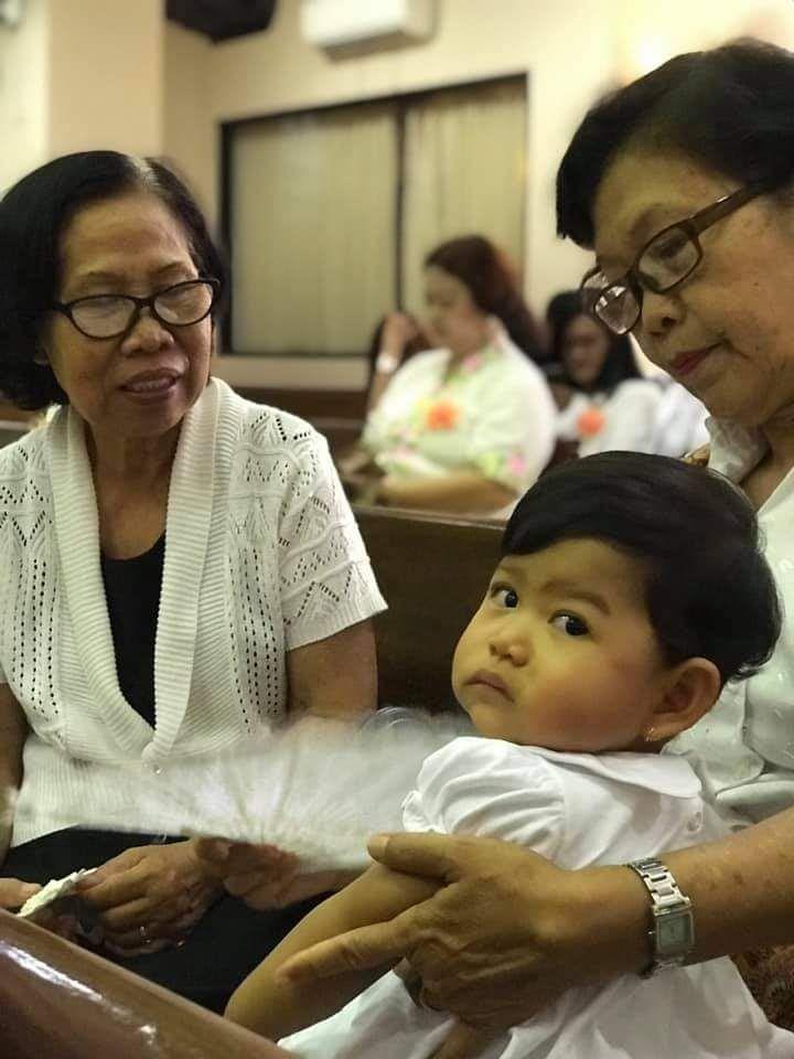 Dua orang Ibu Rumah Tangga yang menginspirasi penulis / Sumber : Dok.Pri