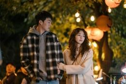 Jang Hyeok (Jang Ki Young) & Da Eun (Chae Soo Bin) di film