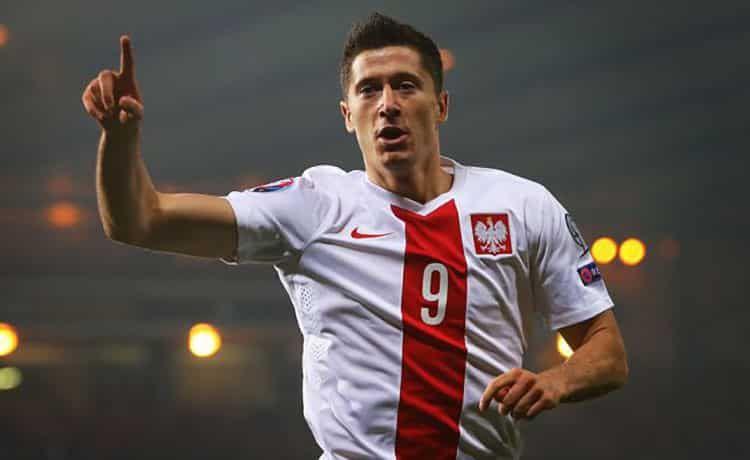 Mampukah Robert Lewandowski kembali mencetak gol cepat untuk Timnas Polandia di ajang Euro 2020 (Foto: SportFace).