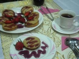 Pancake Tempe, mengolah rasa, karsa dan karya (dokpri)