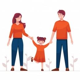 Sumber: https://www.freepik.com/premium-vector/parenting-concept-with-illustration-parent-with-daughter_9189346.htm