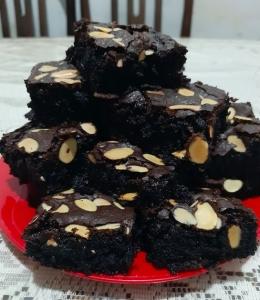 Fudgy brownies (Dokpri)