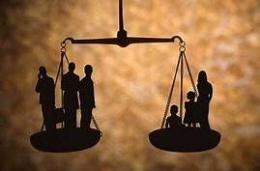 Ilustrasi keadilan sosial (Gambar: Ist).