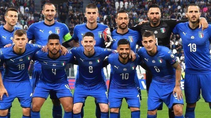 Skuad Italia (sumber : kaltim.tribunnews.com)