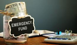 Ilustrasi menyiapkan dana darurat. Sumber: iStockphoto via amartha.com